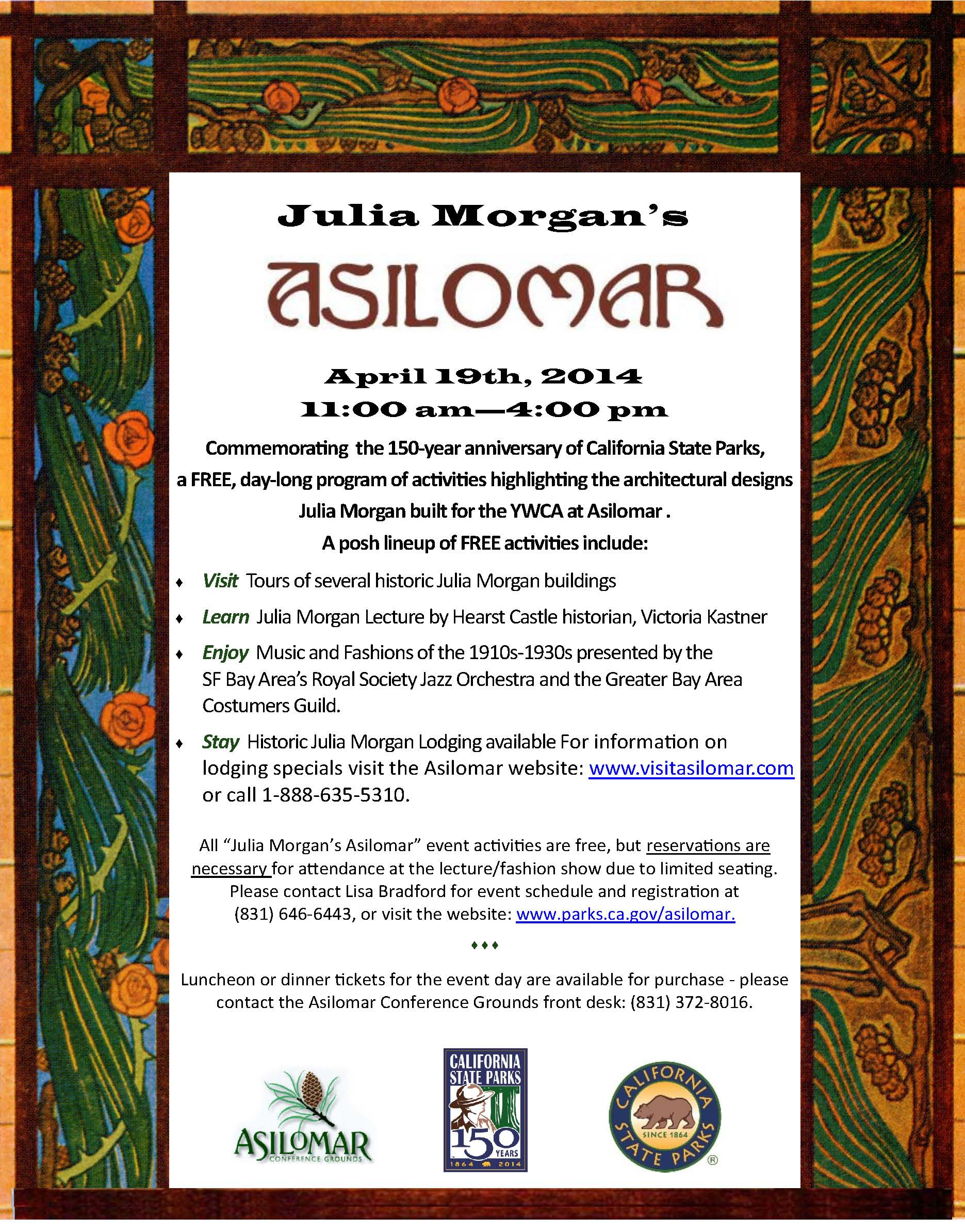 Julia Morgan's Asilomar