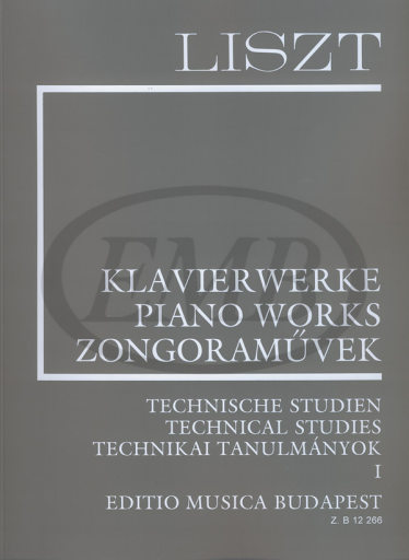 Liszt Technical Studies